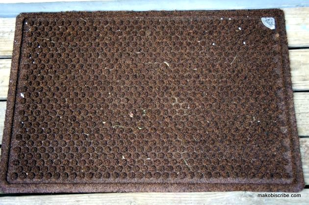 Merveilleux What Is The Best Doormat For Trapping Dirt?
