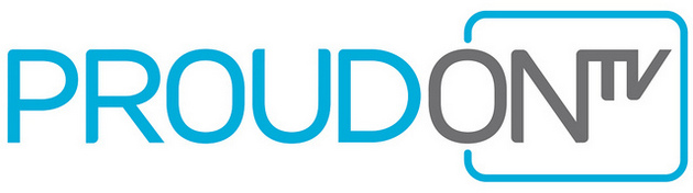 ProudOn TV Logo