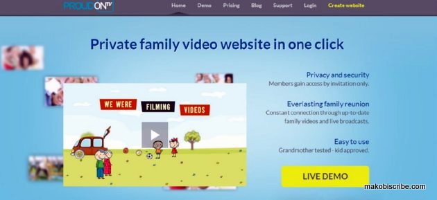Share Family Videos Privately And Safely