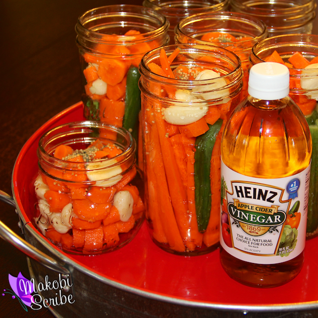 Pickled Carrots recipe instagram