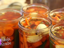 Pickled Carrots recipe