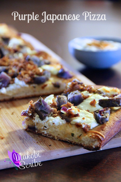 #ad Purple Japaneese Pizza #shop #cbias #createameal (9)