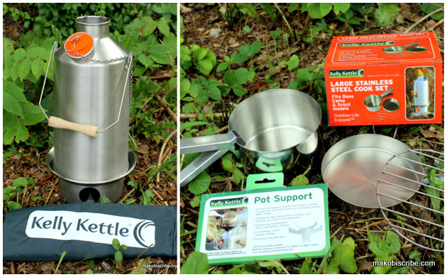 Must Have Camping Items From Kelly Kettle