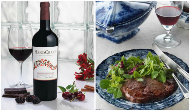 Perfect Wine Pairings For Meat