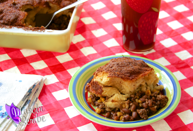Hungry Jack Casserole Recipe #CansGetYouCooking