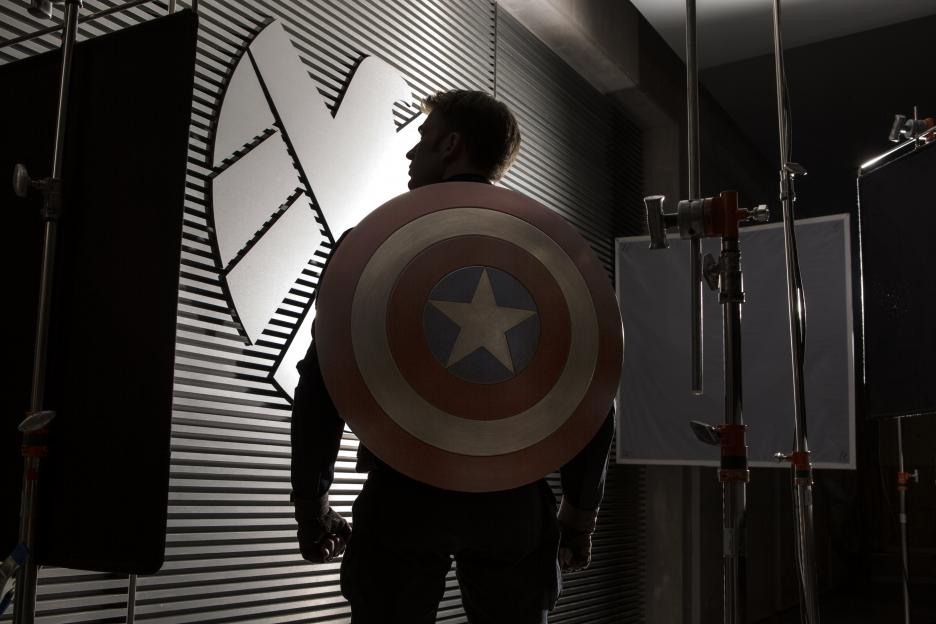View The CAPTAIN AMERICA: THE WINTER SOLIDER Trailer