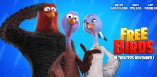 Free Birds Is Coming To Theaters Nov. 1