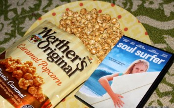 """Munch 'n Movie"" Party"