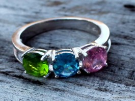Surprise Mom And Give Birthstone Rings This Holiday