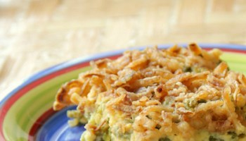 Yogurt Green Bean Casserole Recipe