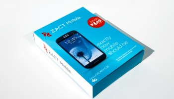 Gift A Zact Phone From Best Buy Mobile Specialty Stores