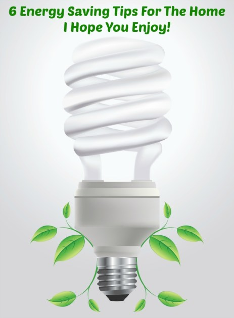 Money Saving Energy Saving Tips For The Home