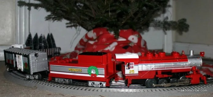 Lionel Christmas Train.Start A Family Tradition With The Lionel Peanuts Christmas