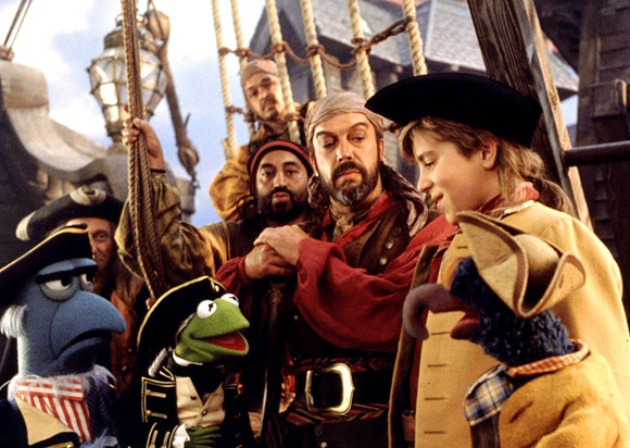 Get Twice The Fun With The Great Muppet Caper And Muppet Treasure Island