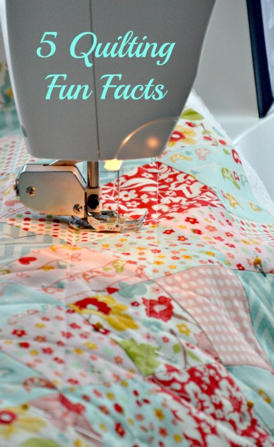 5 Quilting Fun Facts