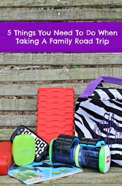 5 Things You Need to Do When Taking A Family Road Trip