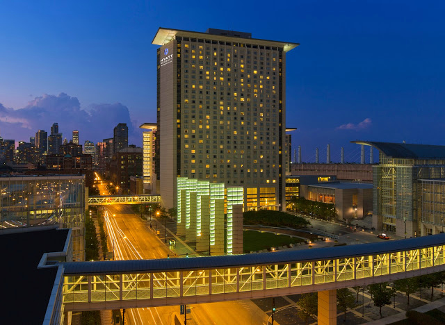 Hyatt Regency McCormick Place Treats You Like Family