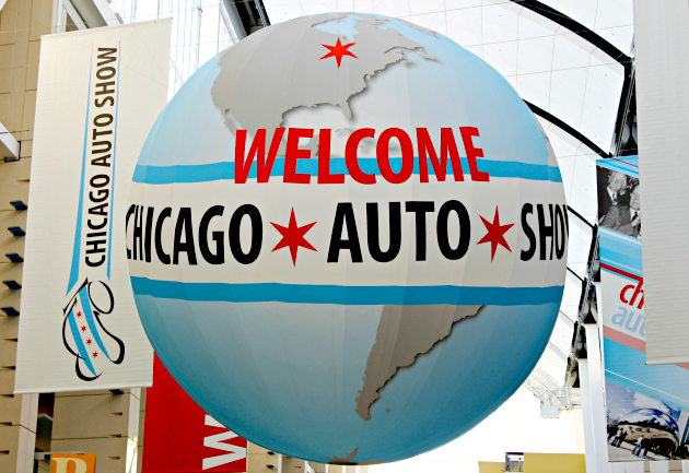 How Nissan USA And The Chicago Auto Show 2014 Warmed My Heart #FuelCAS