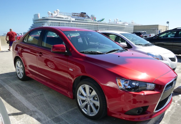Lose Your Soccer Mom Image With The 2014 Lancer GT 2.4L