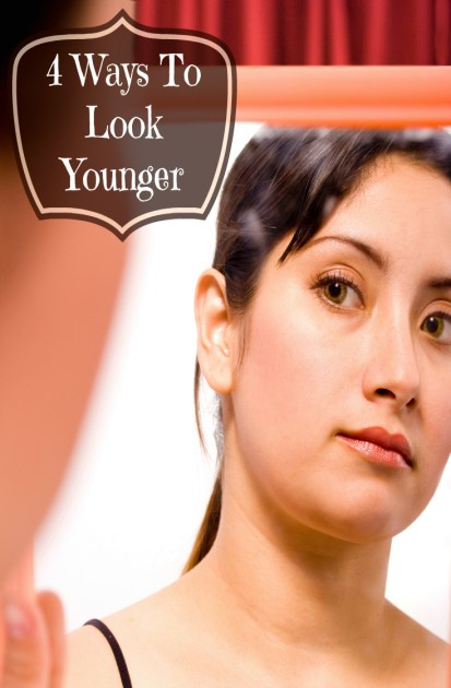 four ways to look younger