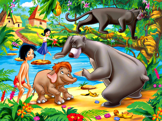 Friendship And Fun Continue In The Jungle Book 2
