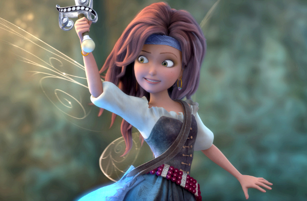 The Pirate Fairy Sets Sail With Swashbuckling Thrills
