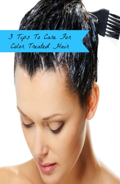 3 Tips To Care For Color Treated Hair Pin2