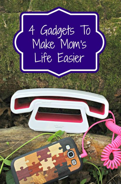 4 Gadgets To Make Mom's Life Easier Pin