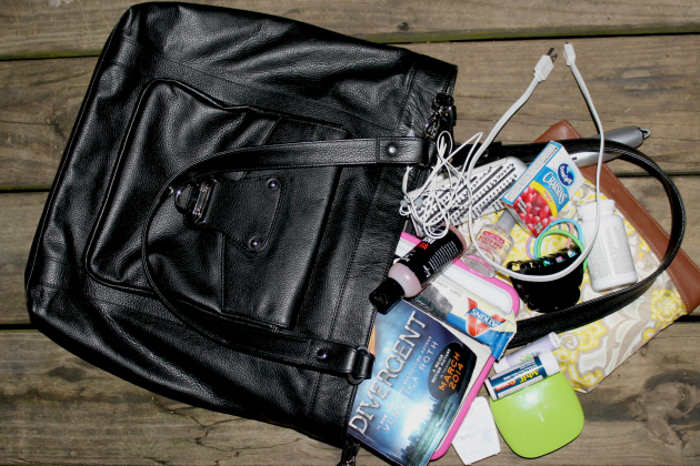 Do You Have The Top Ten Things To Carry In Your Purse?
