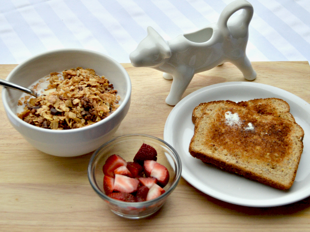 Five Reasons Why Breakfast Is Important