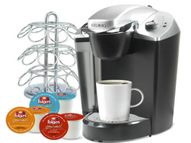 Win A Free Keurig Brewer From Cross Country Cafe