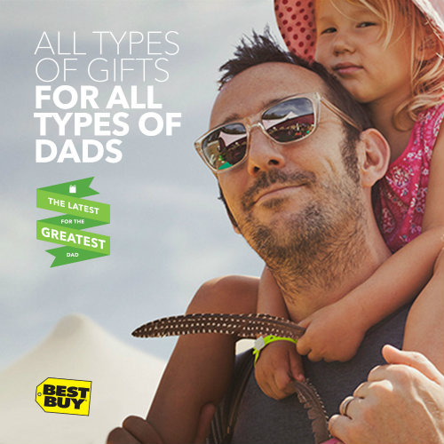 Best Buy Has Great Gifts For Dad #GreatestDad