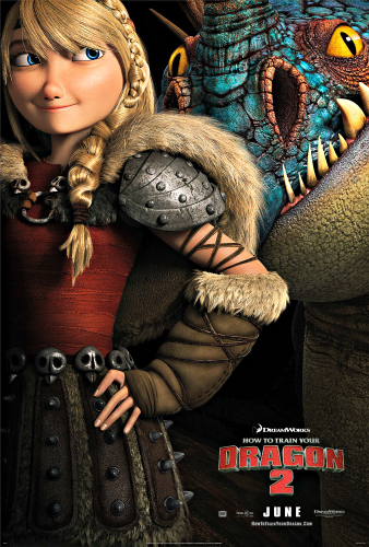 HTTYD2_Astrid_Poster