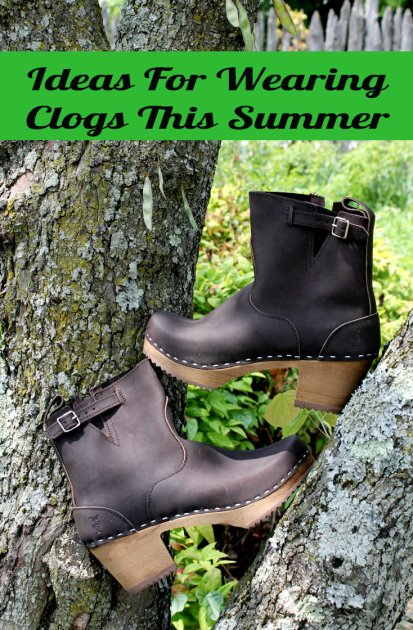Ideas for wearing clogs this summer