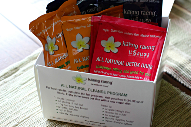 Kaeng Raeng Cleansing Review