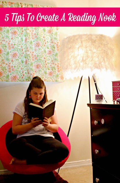 5 Tips To Create A Reading Nook