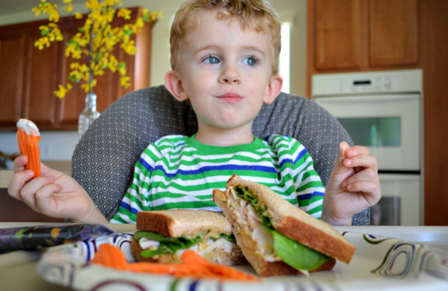 School Lunch: Healthy Foods For Kids