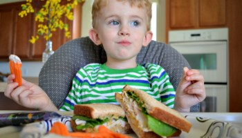 Healthy meal options for kids