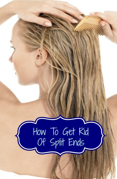 How To Get Rid Of Split Ends 1pin