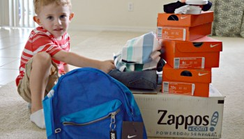 back to school shopping with zappos