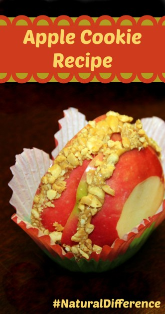 Make A Natural Difference Apple Cookie Recipe