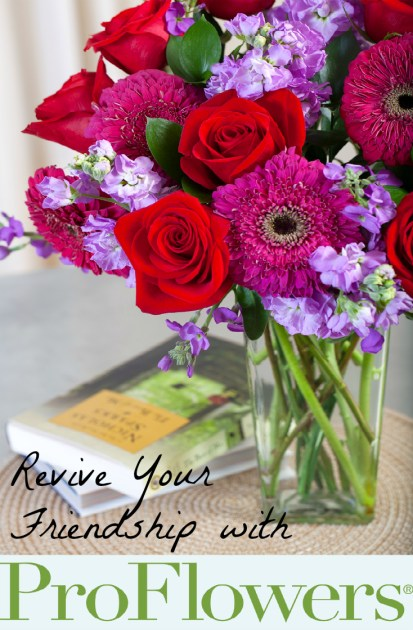 revive your friendship with proflowers