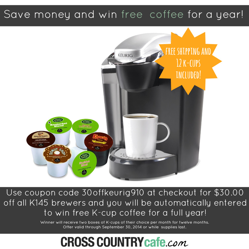 National Coffee Day Celebration And Sale!