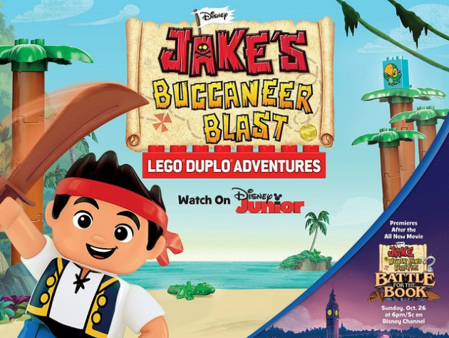 jake and the never land pirates battle