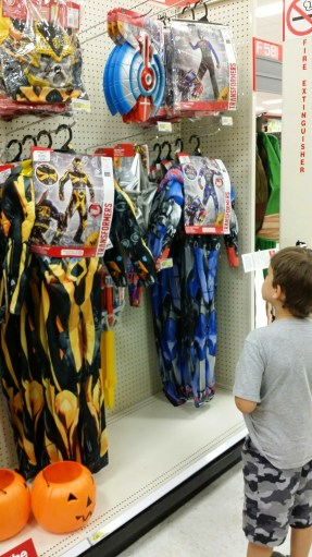 choosing the right costume