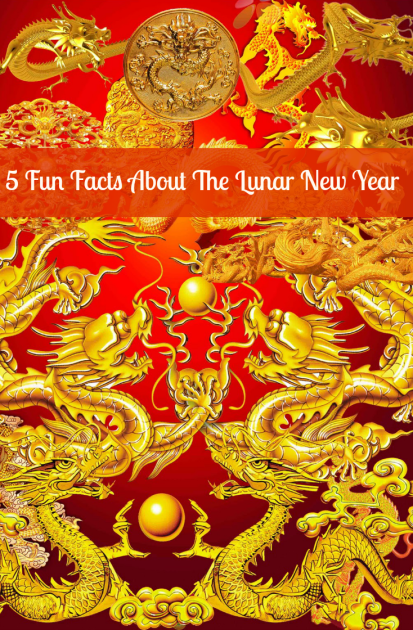 5 Fun Facts About The Lunar New Year