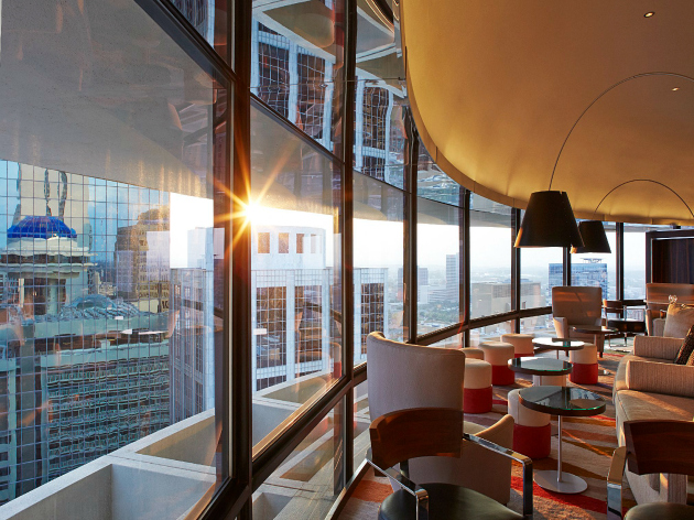 The Polaris Restaurant Atlanta Is Out Of This World
