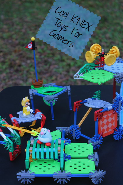cool k'nex #toys for #gamers