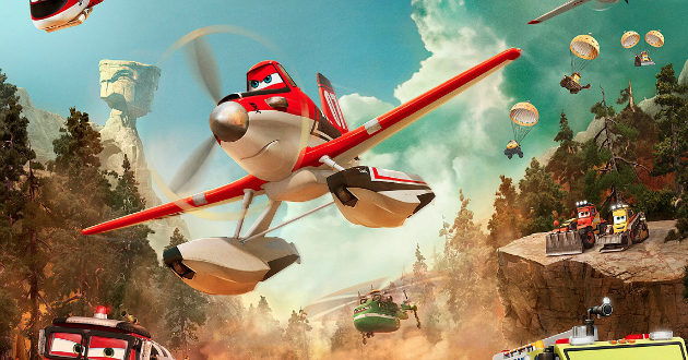 Planes Fire And Rescue Is A Hot Stocking Stuffer