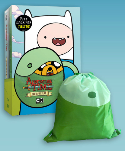 Backpack and Box Art